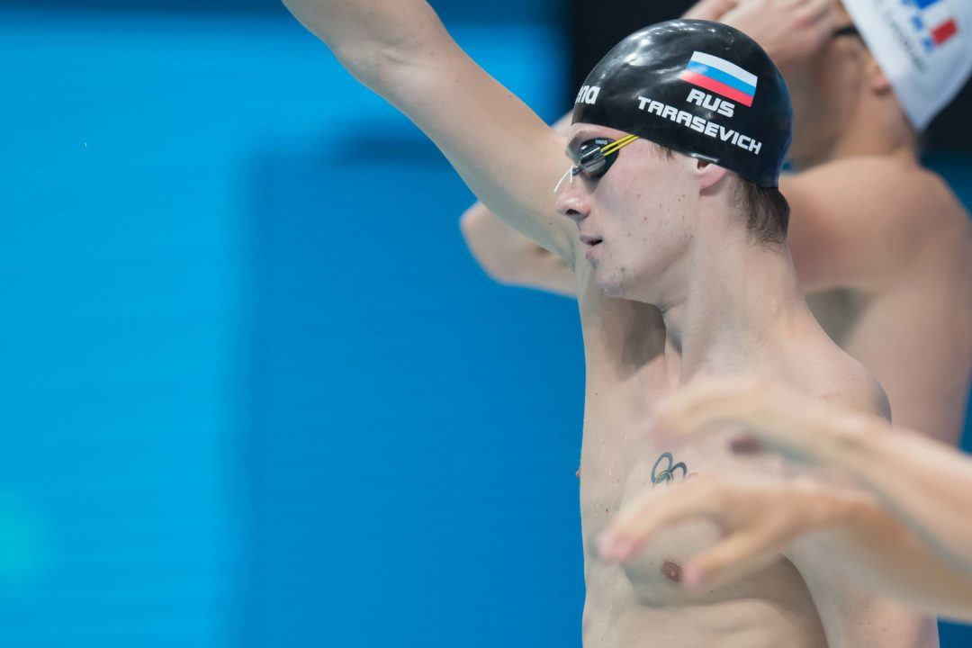 Grinev, Tarasevich Among New Qualifiers On Final Night Of Russian Nats