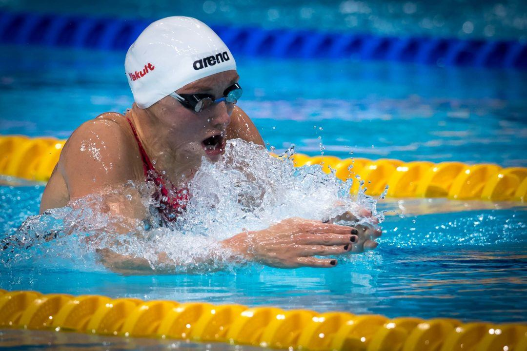 2019 World Champs Preview: Hosszu Aiming for 5th 400 IM World Title