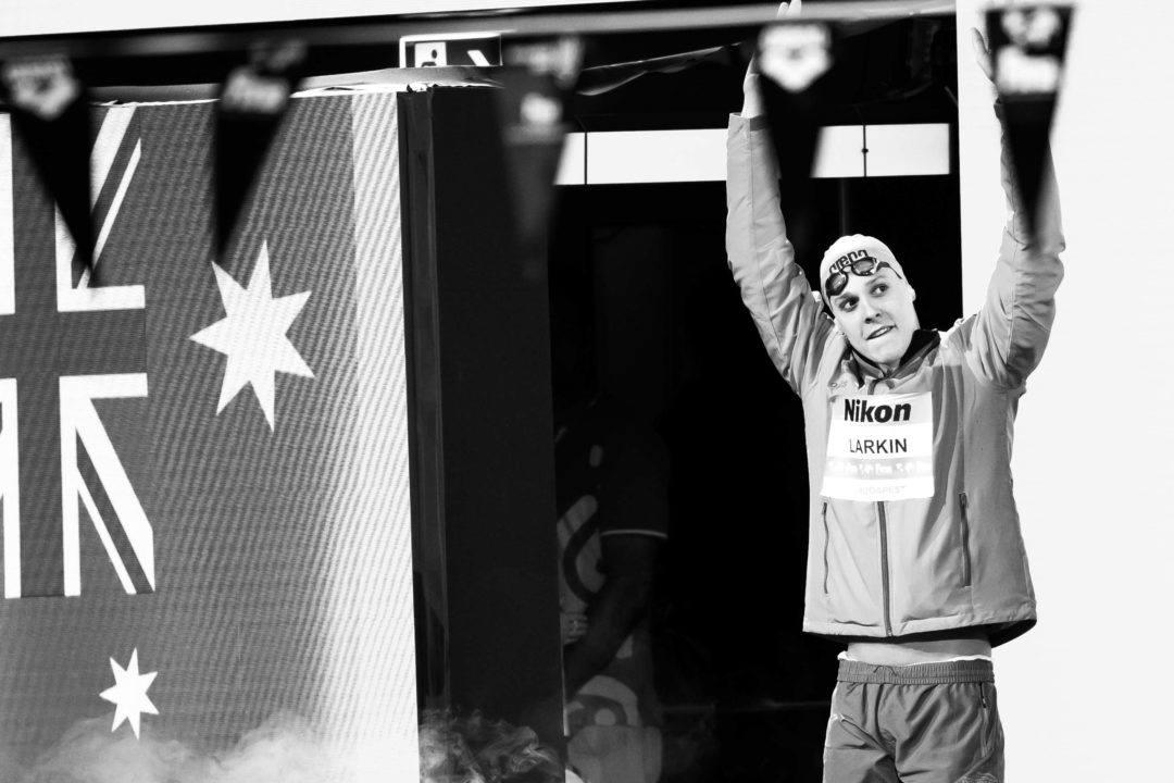Mitch Larkin Talks 200 IM/200 Back Double For Commonwealth Trials