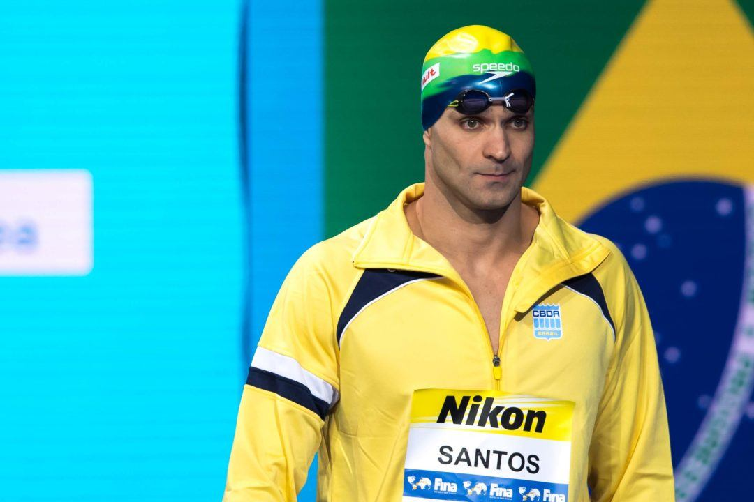 Brazil Releases Official Roster For 2021 Short Course Worlds in Abu Dhabi