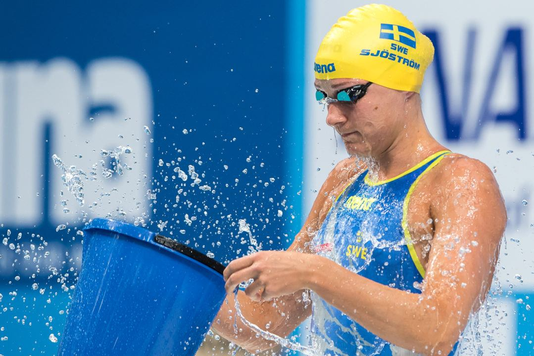 Sjostrom Scorches 51.02 Morning 100 Free In Eindhoven