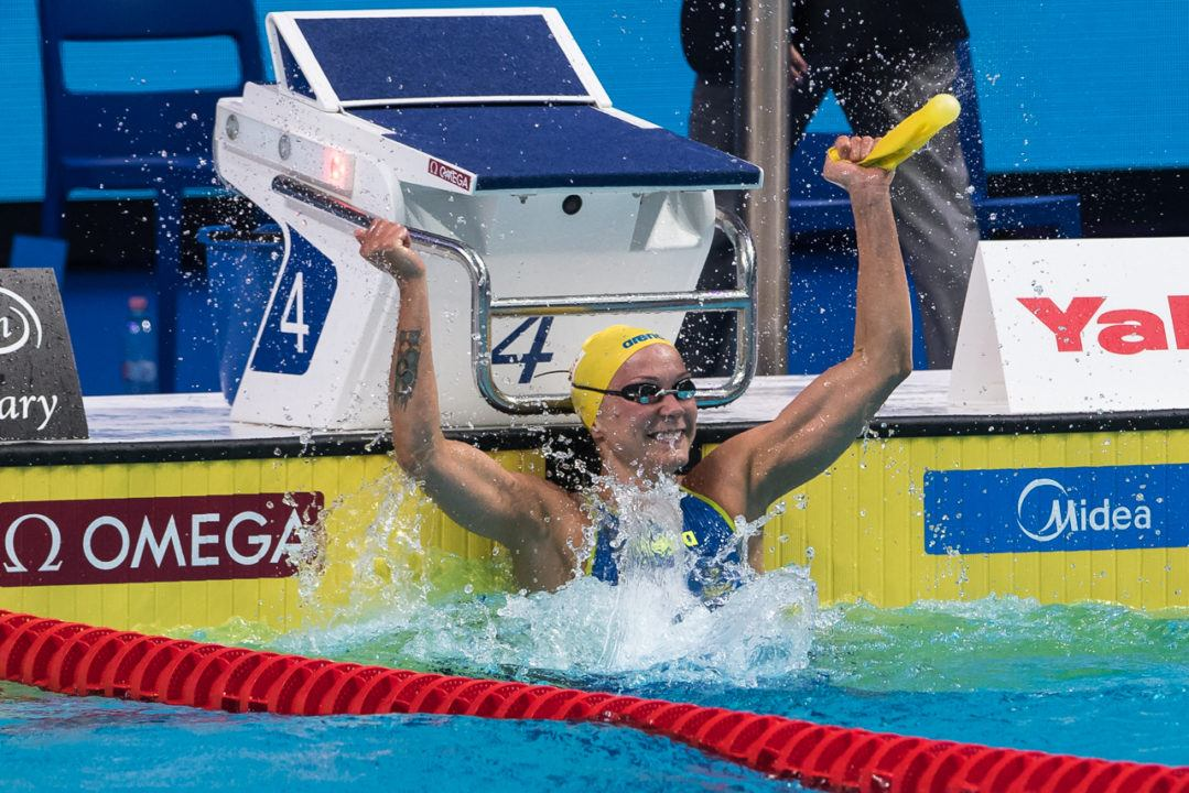 All The Records Broken At The 2017 FINA World Championships