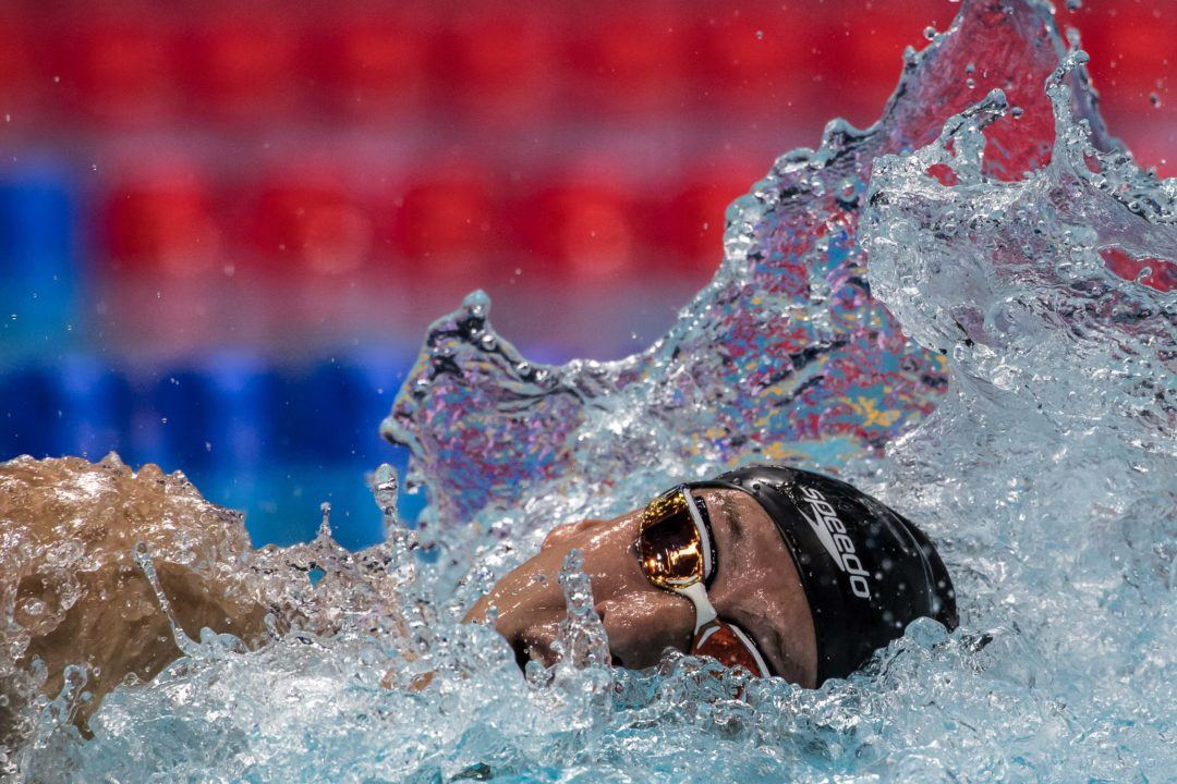 Fast and Furious Sprint Freestyle Workout – SwimSwam Hindi