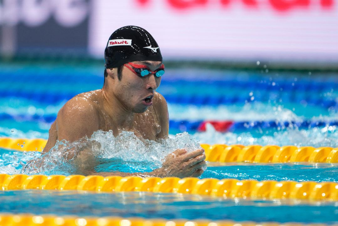 Hagino Eyes Comeback By Entering Both IMs, 200 Free At JPN Olympic Trials
