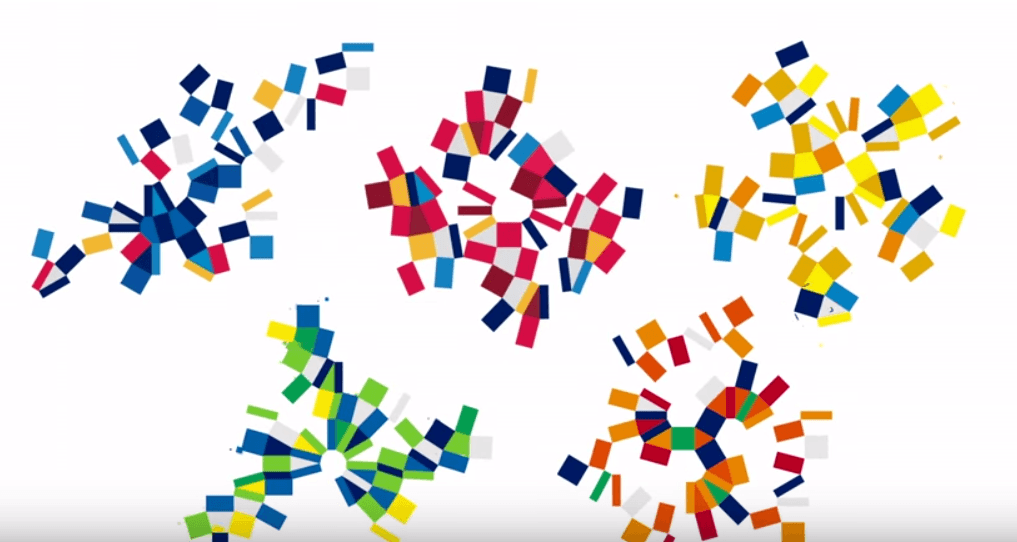Tokyo 2020 Reveals '1,000 Days To Go' Promotional Graphics