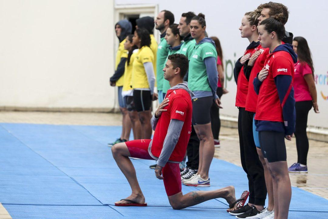 Anthony Ervin: Nobody Gets To Tell You How to Lead