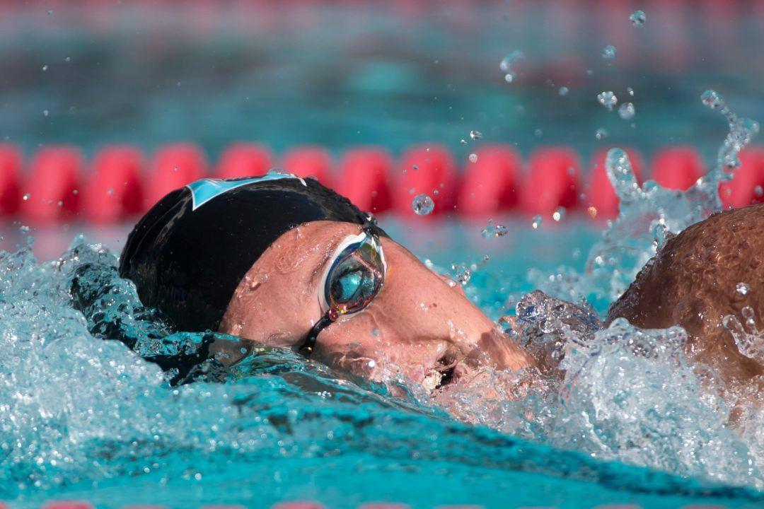 Hannah Cox Wins Three Events As Arizona Sweeps GCU In Season Opener