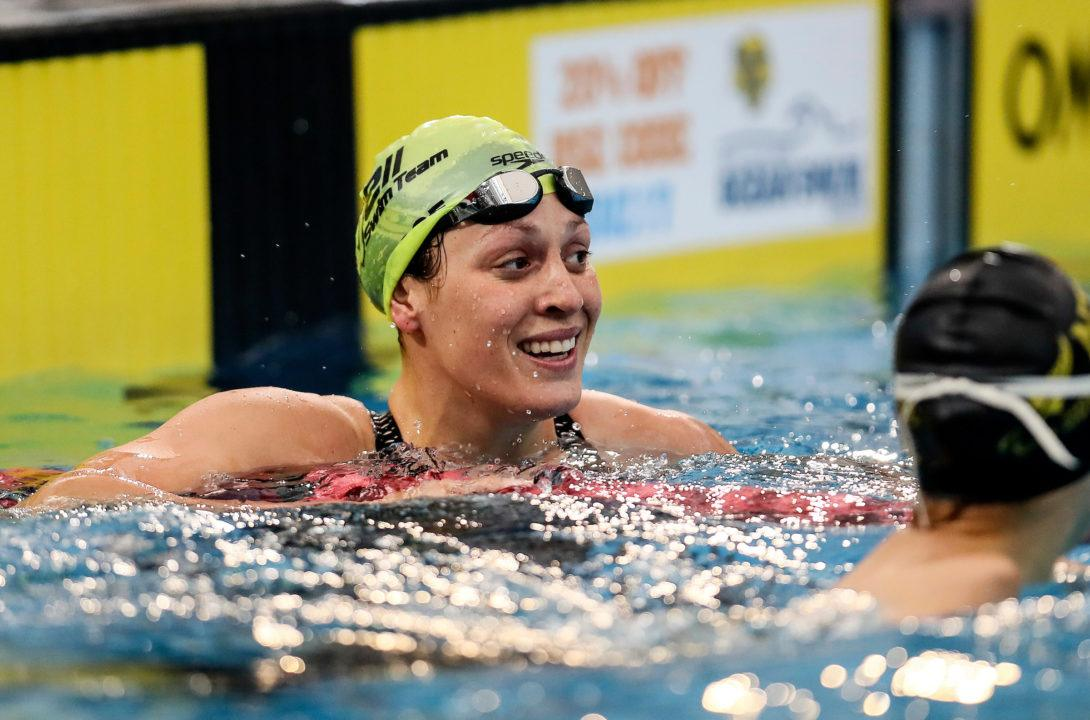 Pascoe Nails Two Para Swimming World Records On NZ SC C'ships Day 1