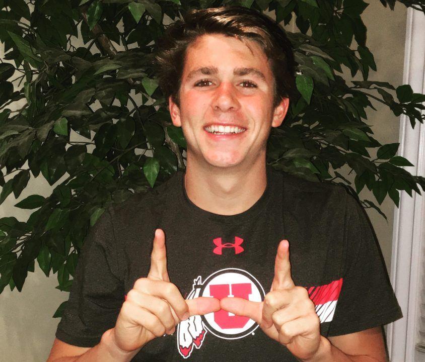 Utah Freshman Britton Posts 56.5 100 Breast As Utes Down Colorado Mesa
