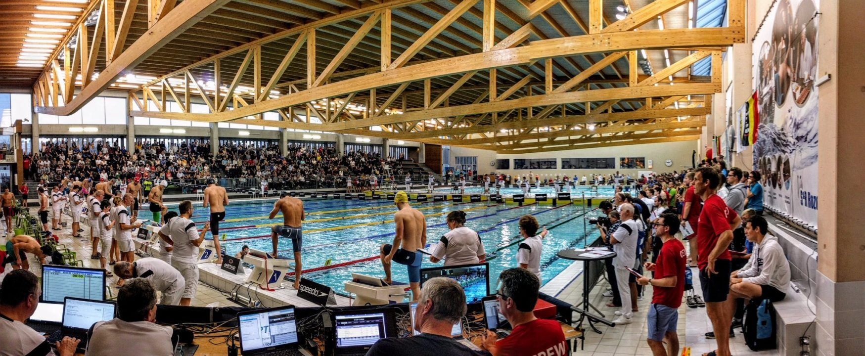 Dumont & Hendrickx Take Down Belgian Records To Close Out SC C'ships