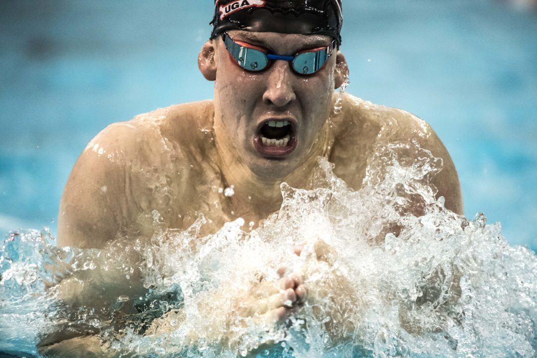 USA Swimming SwimSquad Lineups Announced; L. Smith Not Starting