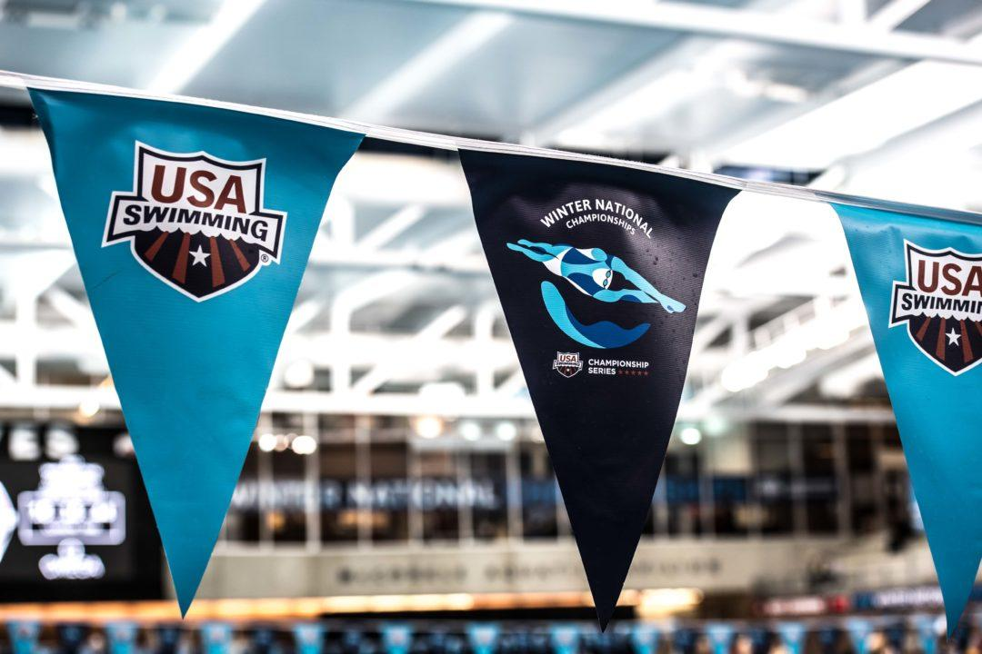 USA Swimming Releases Age Group Motivational Times for 2021-2024