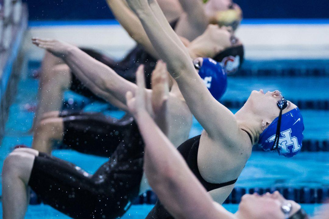 Eastin, Galyer Hit NCAA-Leading Times At Ohio State Invite Prelims
