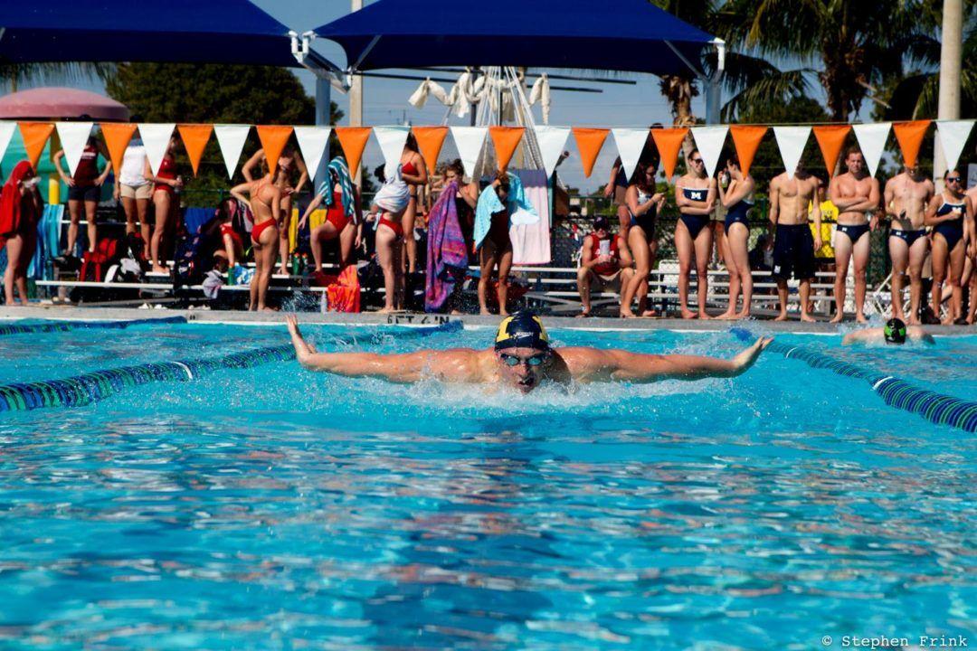 WATCH LIVE: 2018 Orange Bowl Swim Classic from Key Largo, Florida