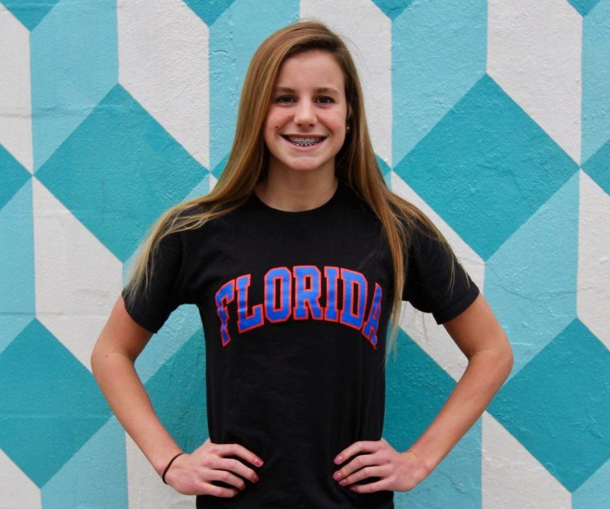 UF Double Legacy Talia Bates Announces Verbal to Gators for 2019-20