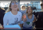 Binghamton Bearcats Train and Race in Ft. Lauderdale (VIDEO)