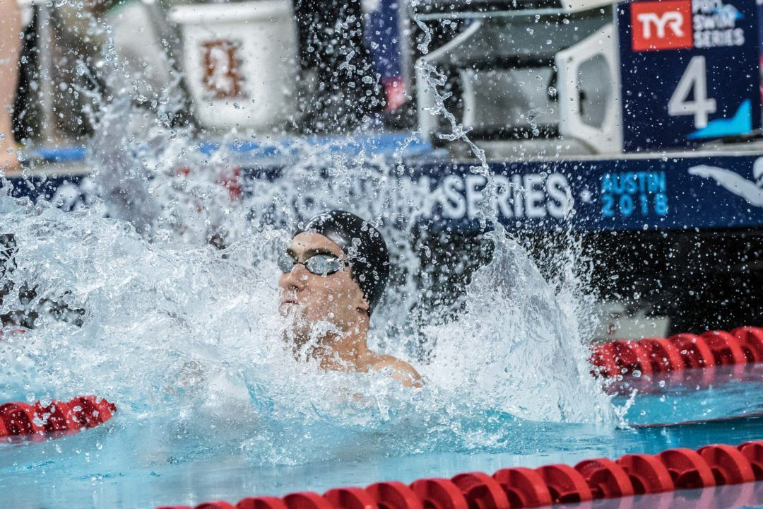 Austin Pro Swim Series Day 1 Photo Vault
