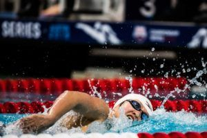 Chinese OLY Trials: Bingjie Rattles 400 Free Asian Record, Yuanhui Disqualified