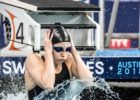WATCH: Age Group Phenom Regan Smith Wins Austin 50 Back Shooutouts