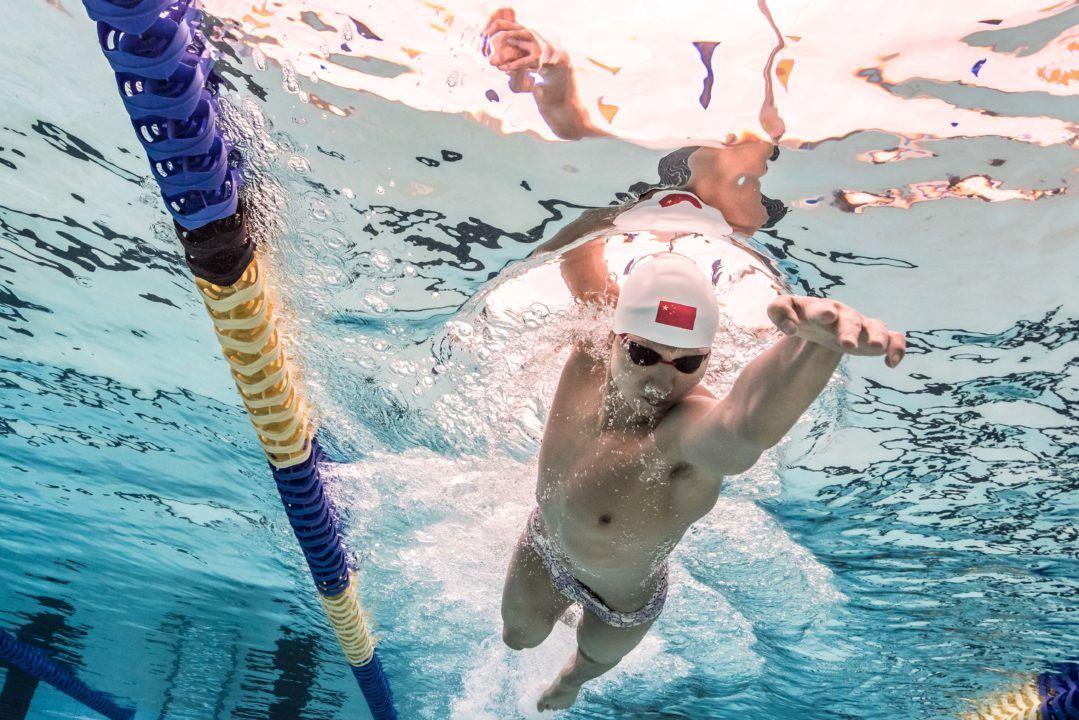 In Cina Al Via Il Secondo Incontro Di Qualificazione Olimpica-Risultati