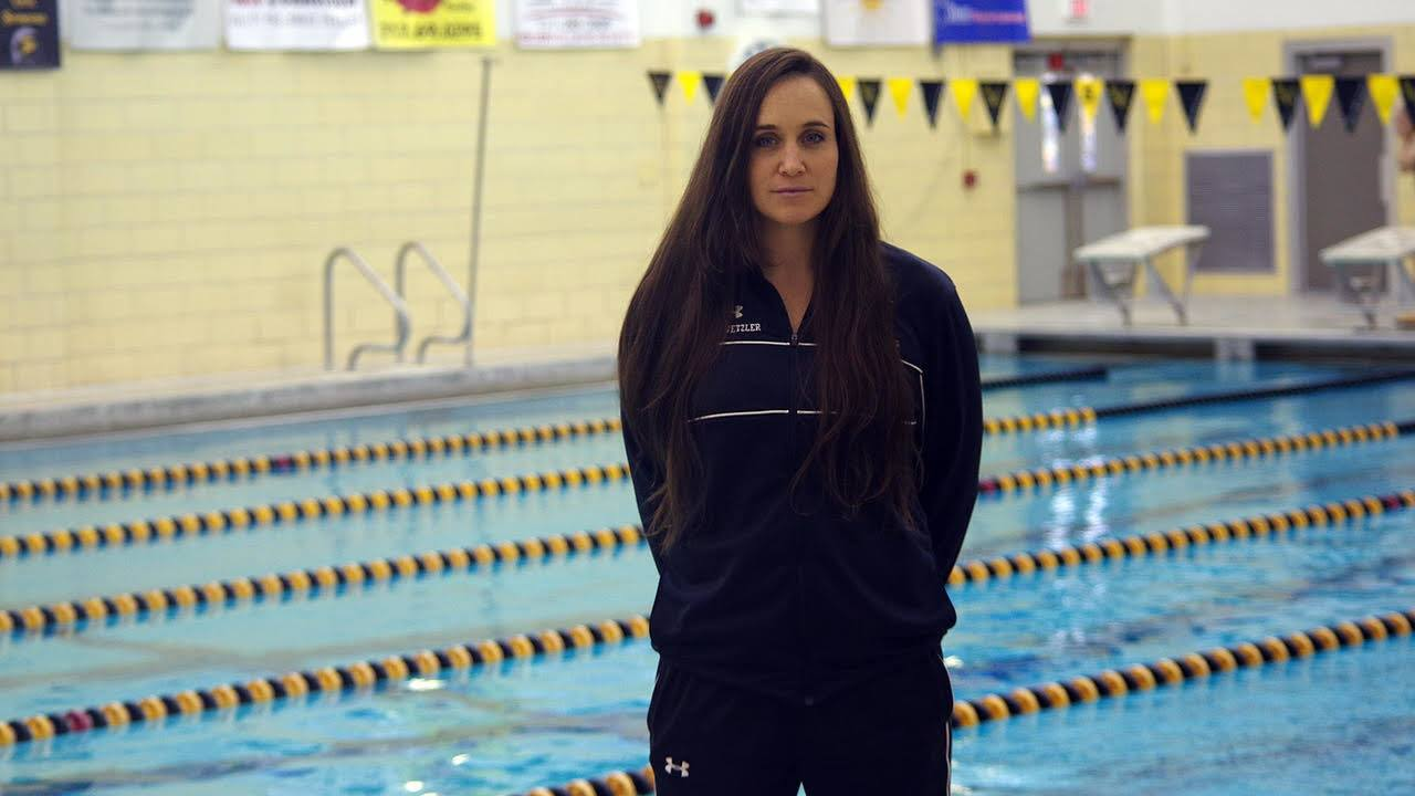 31-year-old Amanda Wetzler: Mother, Student, and NCAA Athlete