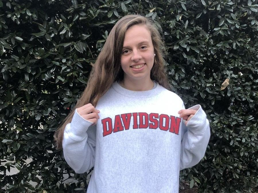 NCHSAA 3A Champ Virginia Gilliland Commits to In-state Davidson