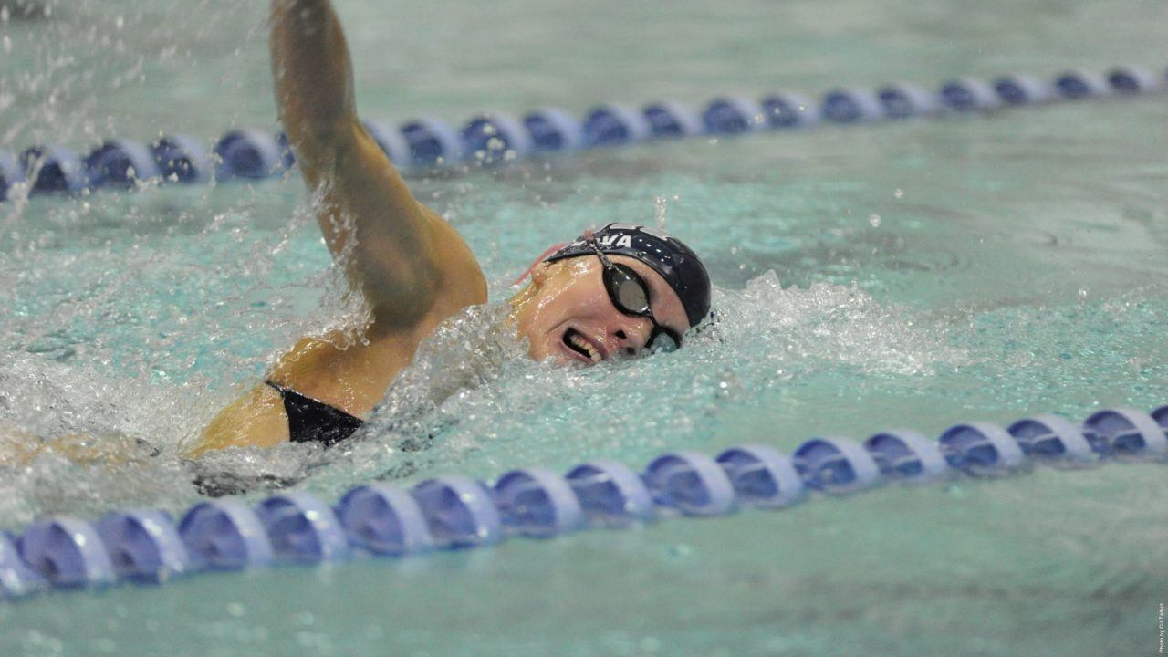 5 Meet Records Broken on Day 1 of CSCAA National Invitational