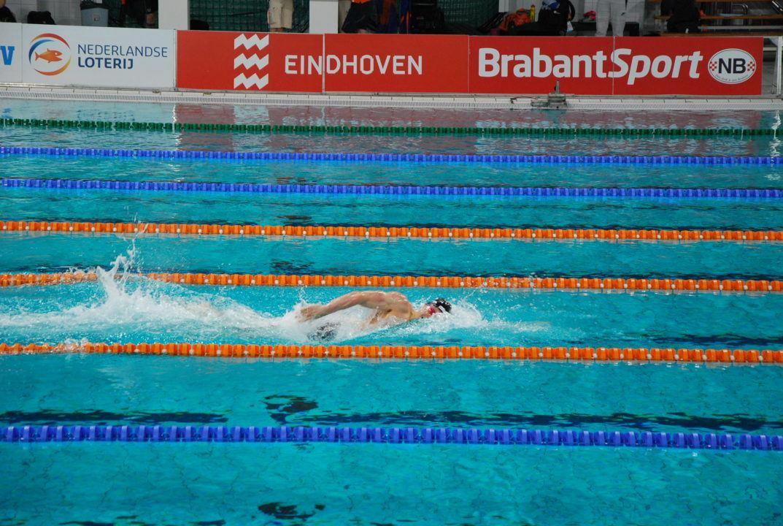 Kyle Stolk Rips 48.53 PB On Eindhoven Day 2 Prelims