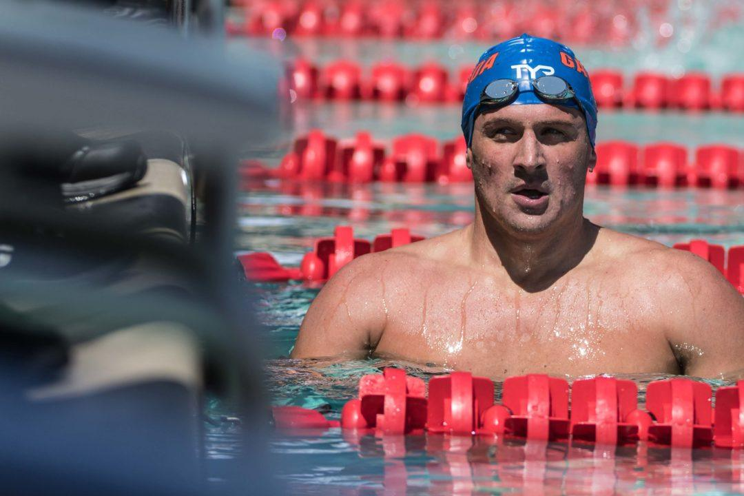 Olympian Ryan Lochte Banned 14 Months Due To IV Infusion