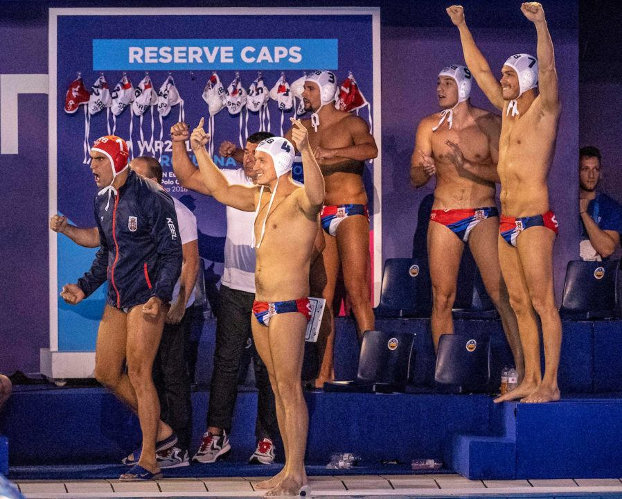 Serbia, Croatia to Meet in WP World League Super Final Title Match