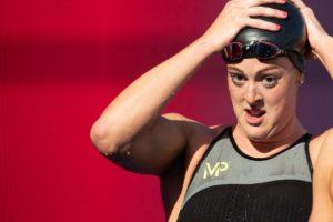 PSS Indy Day 1 Finals: Schmitt Opts For 100 Freestyle, Scratches 400 Free
