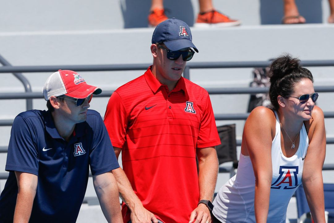 Arizona Parts Ways with Coaches Cory Chitwood and Beth Botsford