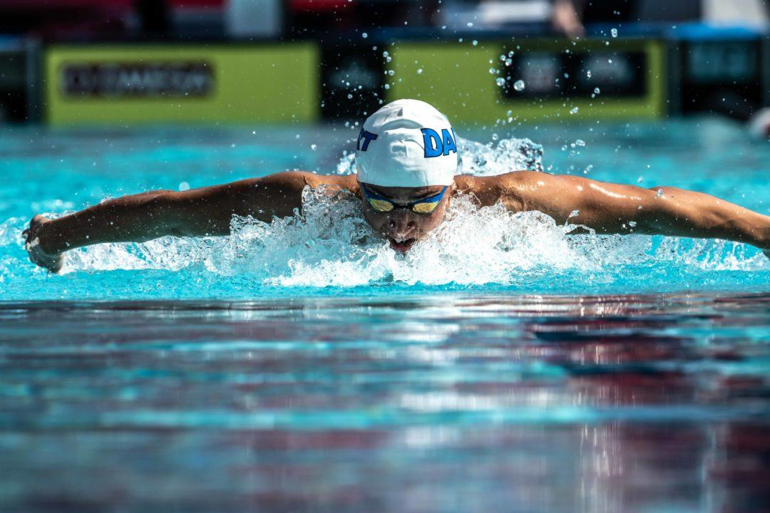 Gianluca Urlando Erases Michael Phelps' 200 Fly NAG from the Books with 1:40.91