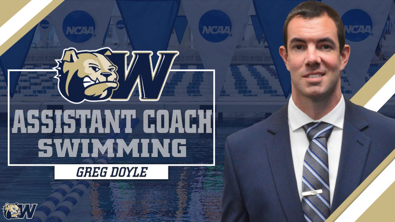 Wingate Adds York College Coach Greg Doyle as Assistant Swimming Coach