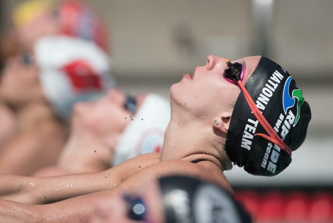 Smith Delivers 100 Back WJR, King & Miller Appear at Counsilman Classic