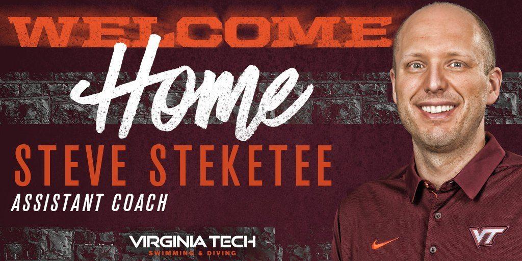 Steve Steketee Tabbed Asst. Coach On Lopez's Virginia Tech Staff
