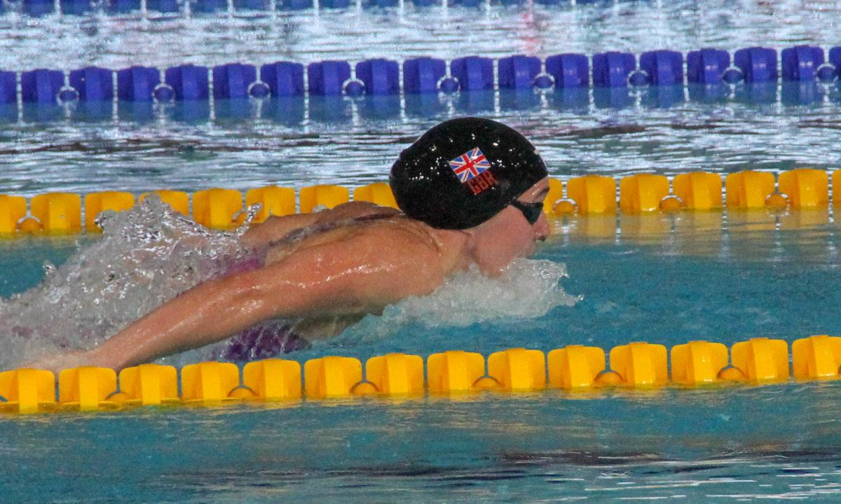 Alys Thomas Clocks 200 Free PB En Route To 4 Golds At Welsh Nationals