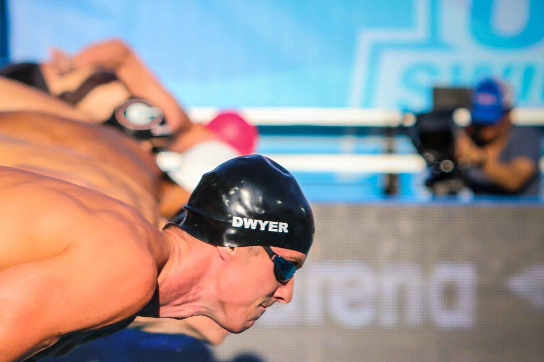 Conor Dwyer No Longer on Latest World Championships Roster