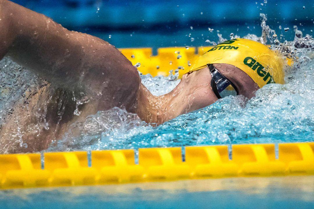 Atherton, Winnington Among Young Stars At Aussie Uni Nationals