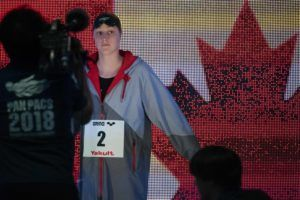 2016 Olympian, CAN Record Holder Emily Overholt Scratches 4 IM Final At Trials