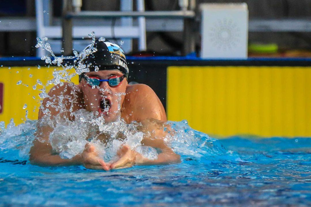 2020 Swammy Awards: Age Group Swimmer of the Year – 17-18