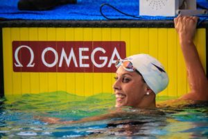 US Olympian Kathleen Baker Announces Engagement To US Marine Sean Dowling
