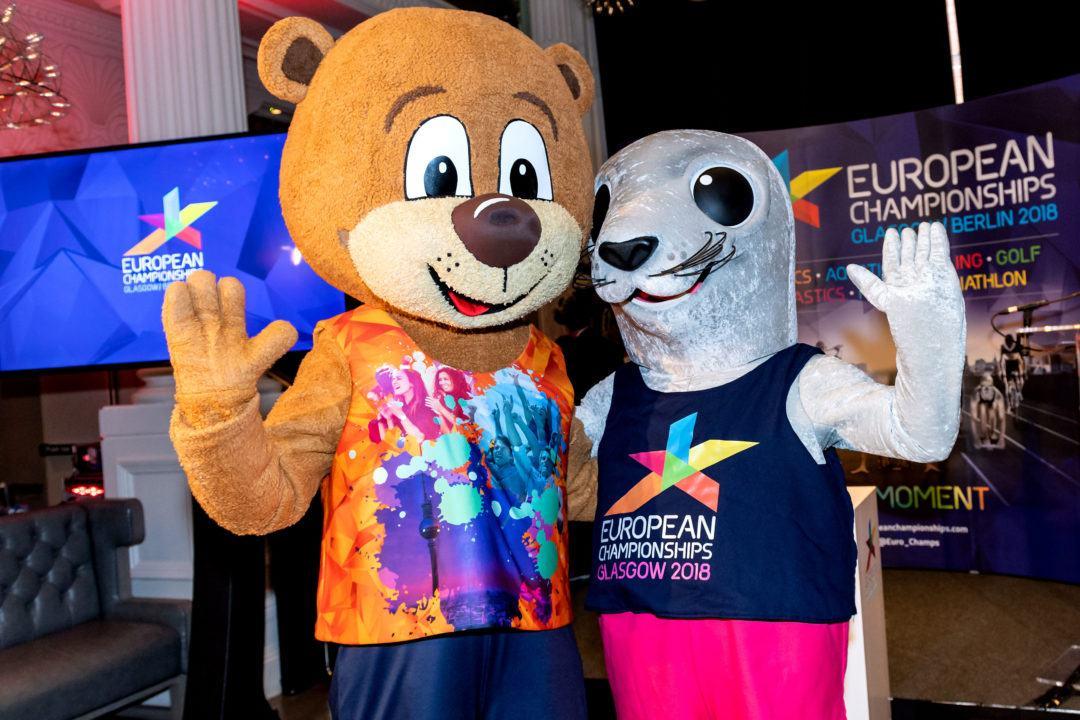 2018 European Championships: Day 1 prelims live recap