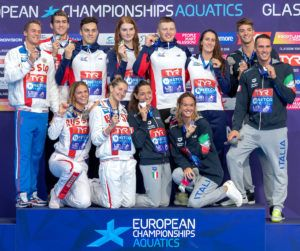 Russia Moves to Top of All-Time European Aquatics Championships Medals