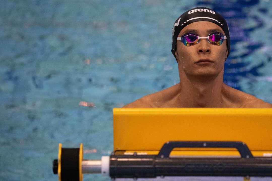 La Squadra Olimpica Del Giappone A Quota 15 Dopo 3 Giorni Japan Swim