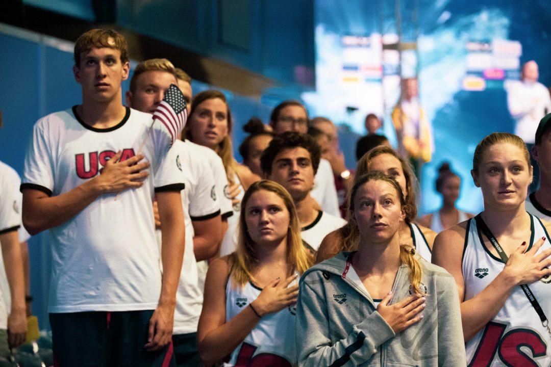 Universiade Napoli:Pronta La Squadra USA-Villaggio Atleti Sulle Navi