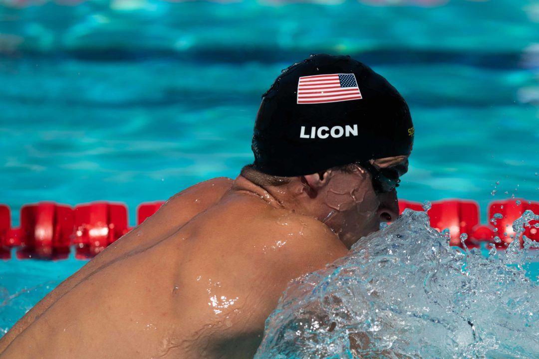 2021 Pro Swim Series, San Antonio (March) – Day 4 Prelims Live Recap