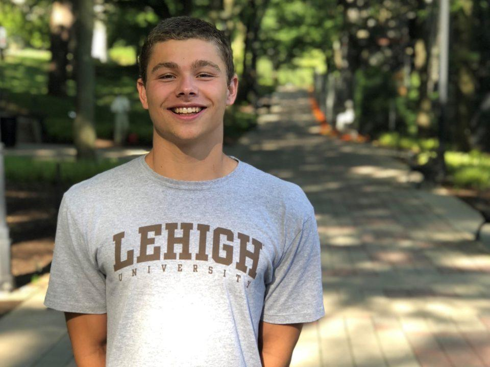 Janik Wing Hands Lehigh Men their 1st Class of 2019 Verbal Commitment