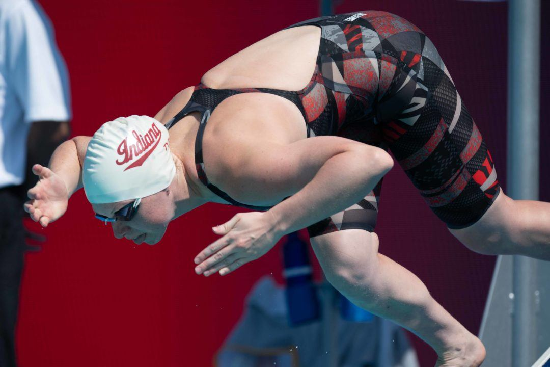 2019 W. NCAA Previews: Ever More 57s Pursue King in 100 Breaststroke