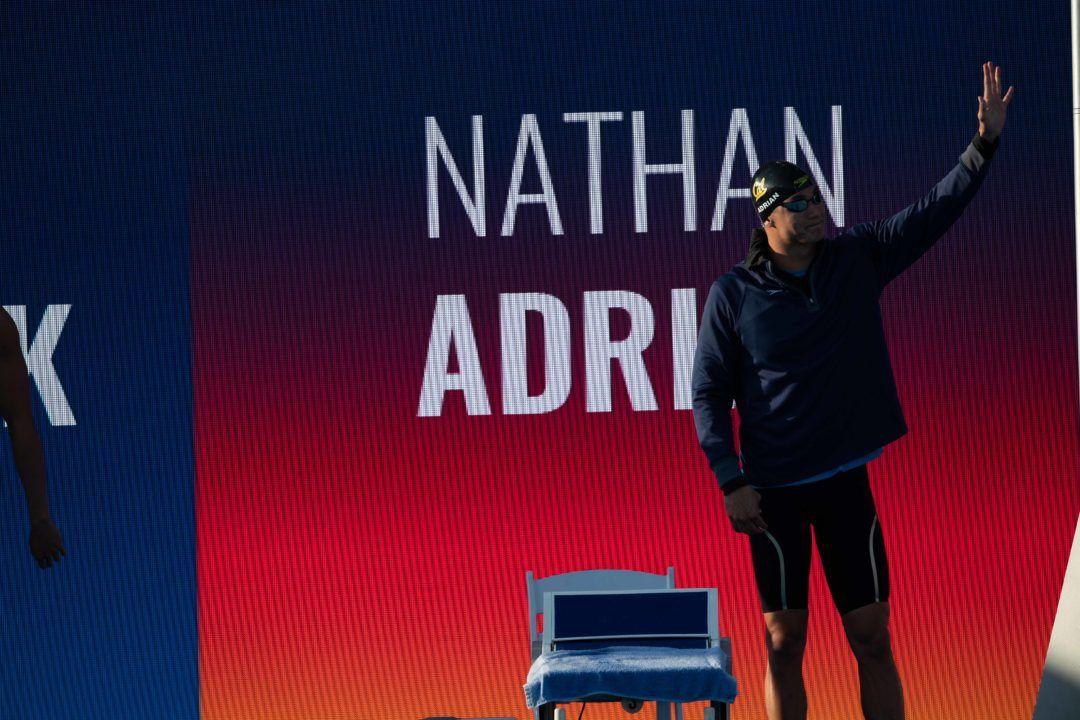 WATCH: Nathan Adrian Reflects on Career During Cal Keynote Address